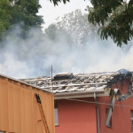 Incendio Scuola Primaria