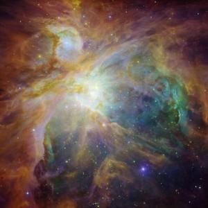 NebulosaM42Orionefalsicolori-vi