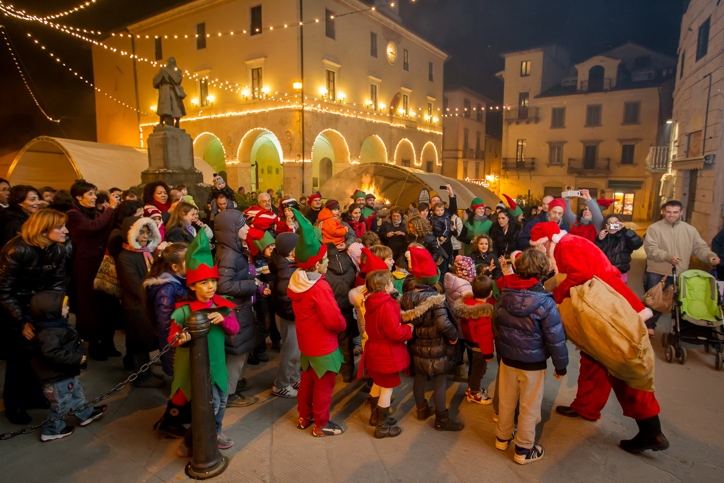 Casa Di Babbo Natale Chianciano.Valdichiana Tanti Gli Appuntamenti Che Animeranno Il Mese Di