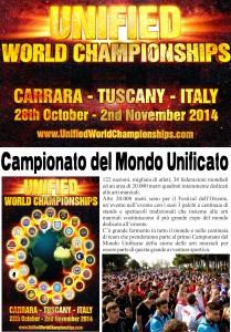 Loc Campionato del Mondo Unificato ott14