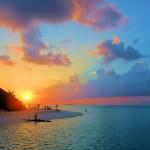 maldive-tramonto