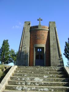 castiglione d'orcia-monumento ai caduti